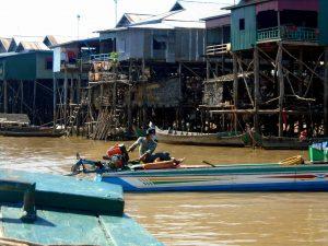Plavajoča vasica