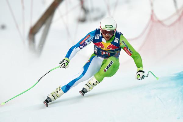Boštjan Kline zmagal na smuku v Kvitfjellu!