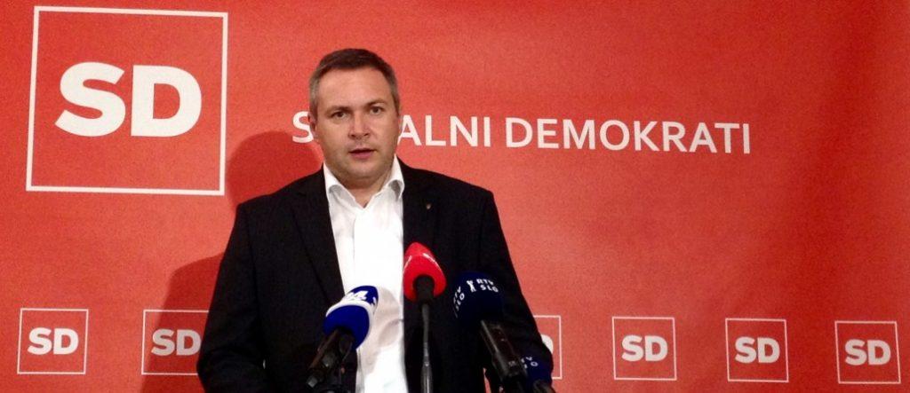 Mariborski SD nejevoljen zaradi dogajanja v mestnem svetu