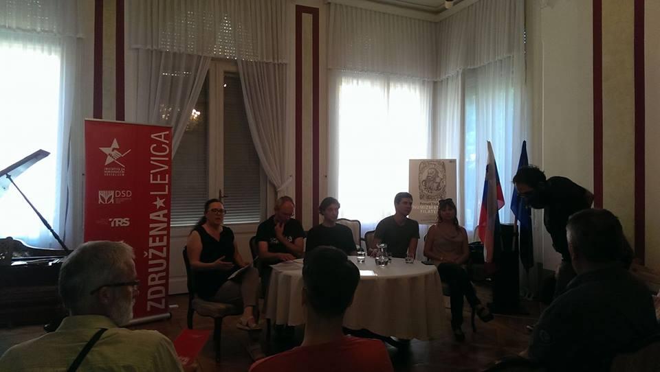 Poslanska skupina ZL o prihodnosti Maribora