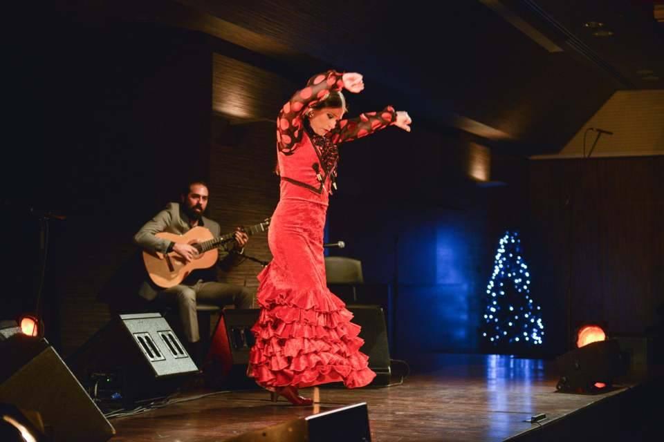 Lela Soto navdušila občinstvo v Cankarjevem domu
