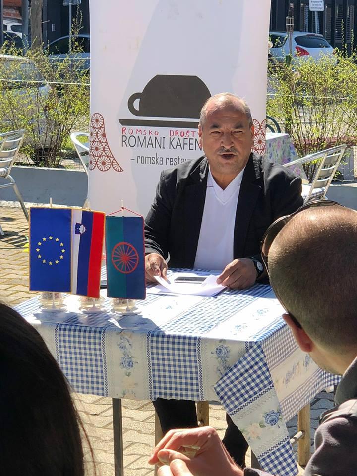Pestro dogajanje v romskem društvu Romano Pralipe