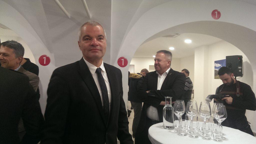 Volivci za mariborskega župana izbrali Sašo Arsenoviča