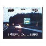 Po avtocesti divjal s povprečno hitrostjo 228 km/h