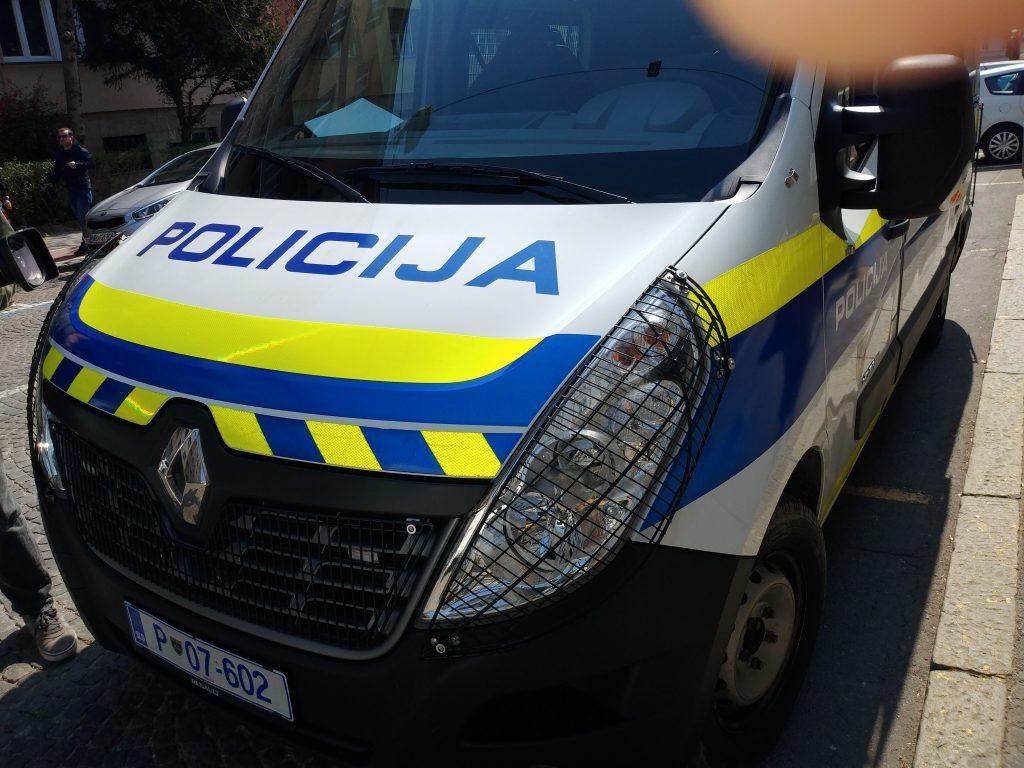 Policisti zabeležili 58 prekoračitev hitrosti