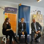 Milan Zver in Lojze Peterle z mladimi razpravljala prihodnosti Evropske unije