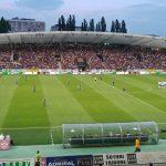 Rosenborg v Ljudskem vrtu porazil blede vijoličaste