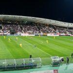 Maribor z zmago nad Domžalami vsaj začasno na vrh lestvice PLTS